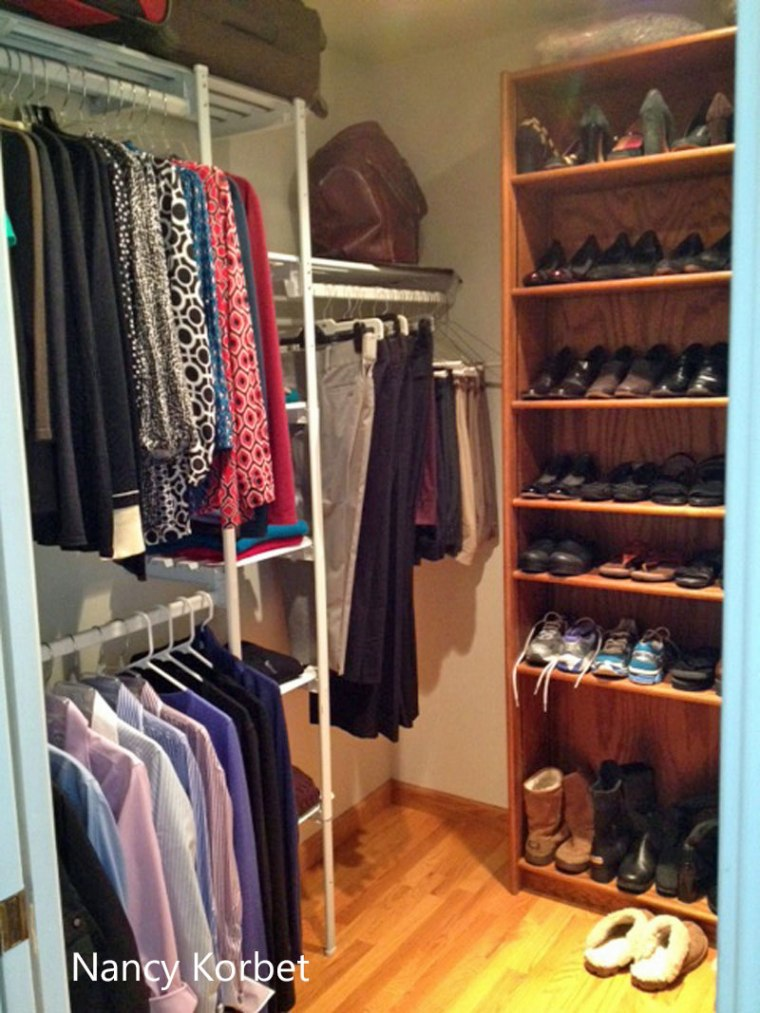 Unused Bookcase for Shoe Shelves
